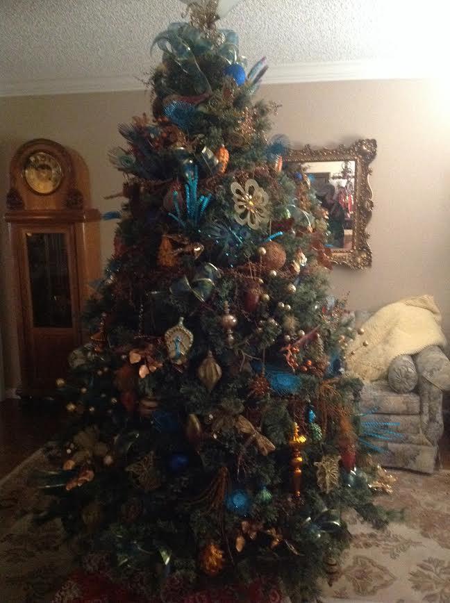 Charlotte's Christmas Tree 2