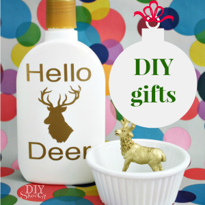 DIY gift set idea