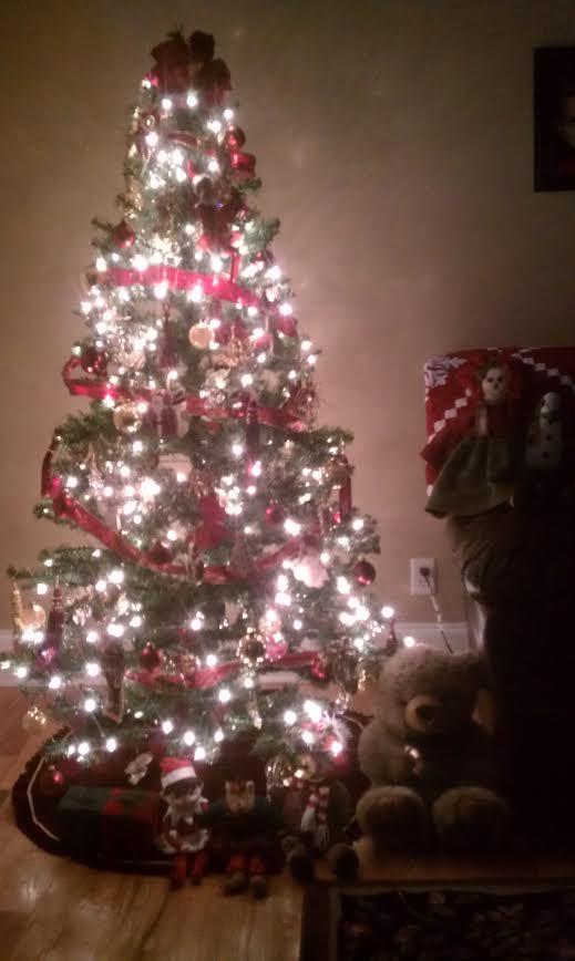 Danielle's Christmas Tree