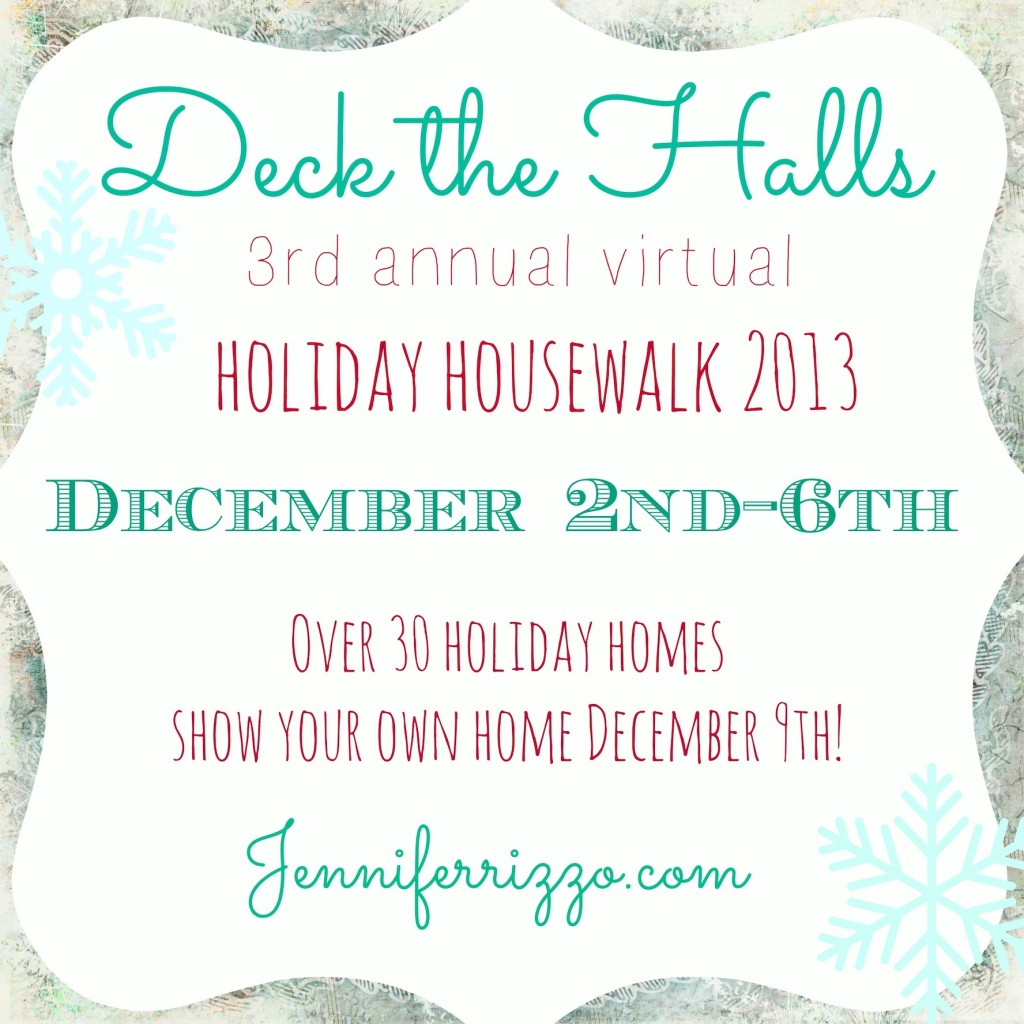 Deck the Halls Party