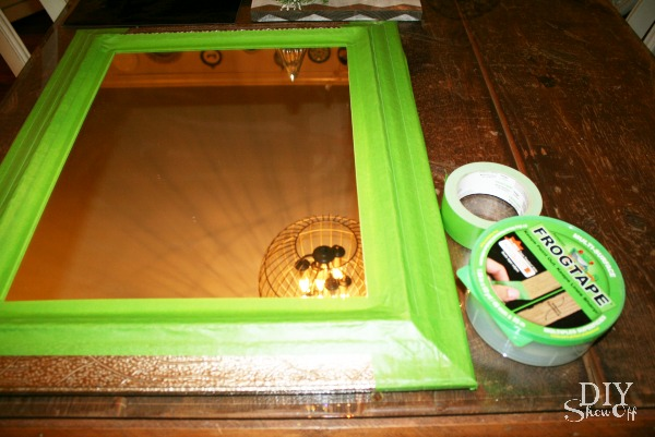 FrogTape mirror