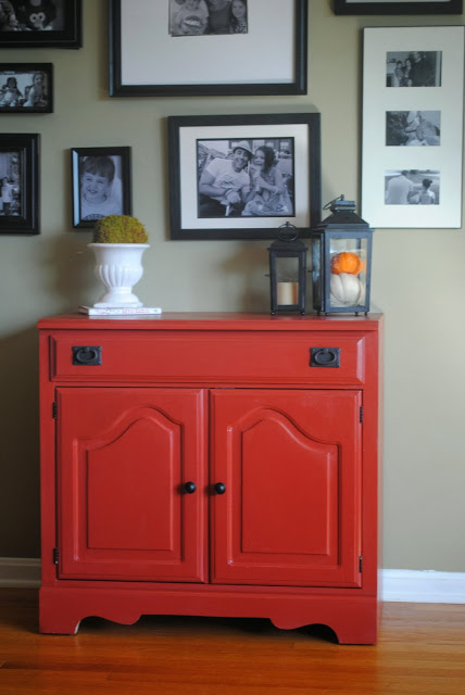 cabinet makeover at Two it yourself