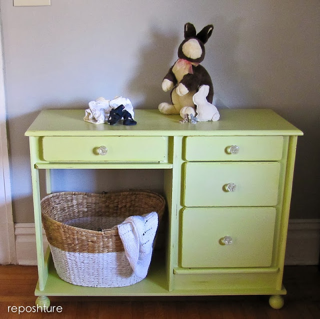 how to unify painted furniture at Reposhture