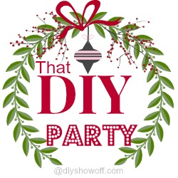 Christmas DIY party