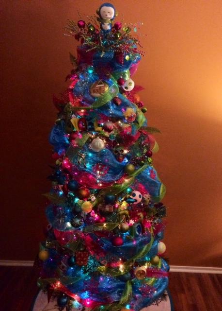 Amanda's Christmas Tree