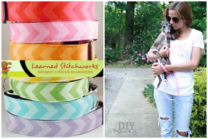 Learned Stichworks collars and accessories