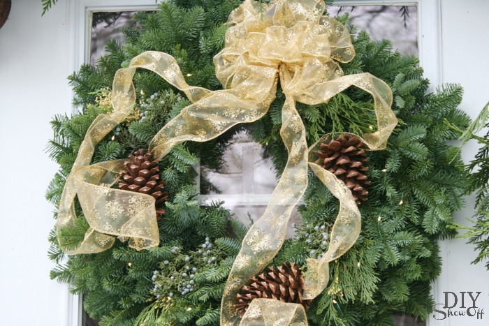 Lynch Creek Traditional Wreath