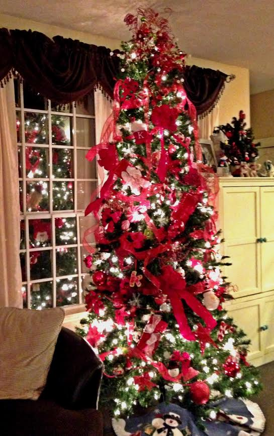 Mechelle's Christmas Tree
