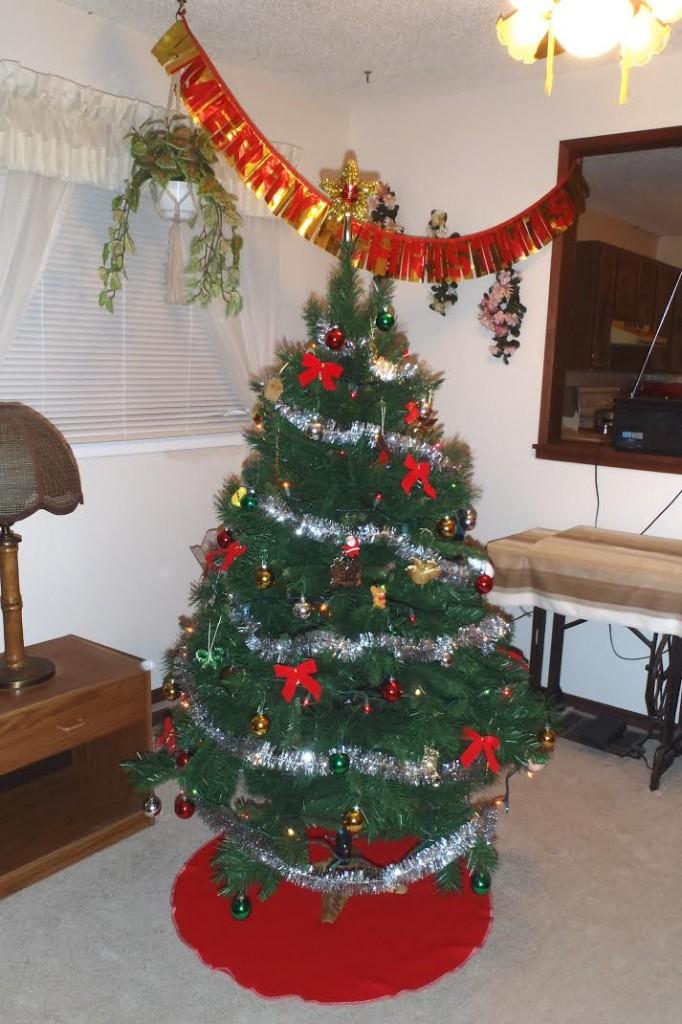 Melinda's Christmas Tree