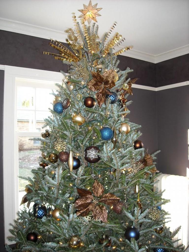 Patricia's Christmas Tree