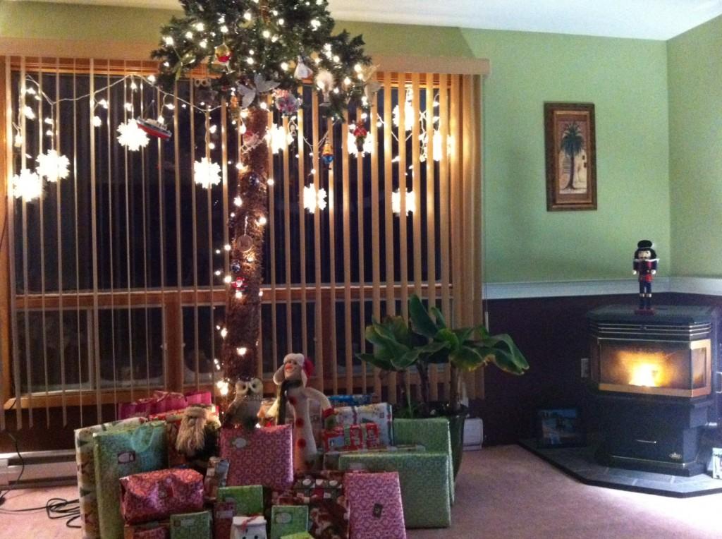 Tiffany's Tropical Christmas Tree