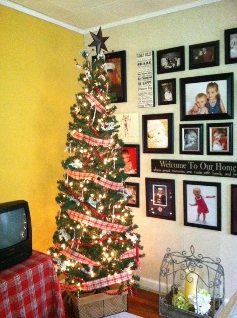 Tracey's Christmas Tree