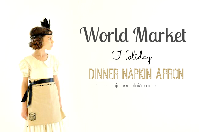 WorldMarket-holiday-dinner-napkin-Aprons-jojoandeloise.com_