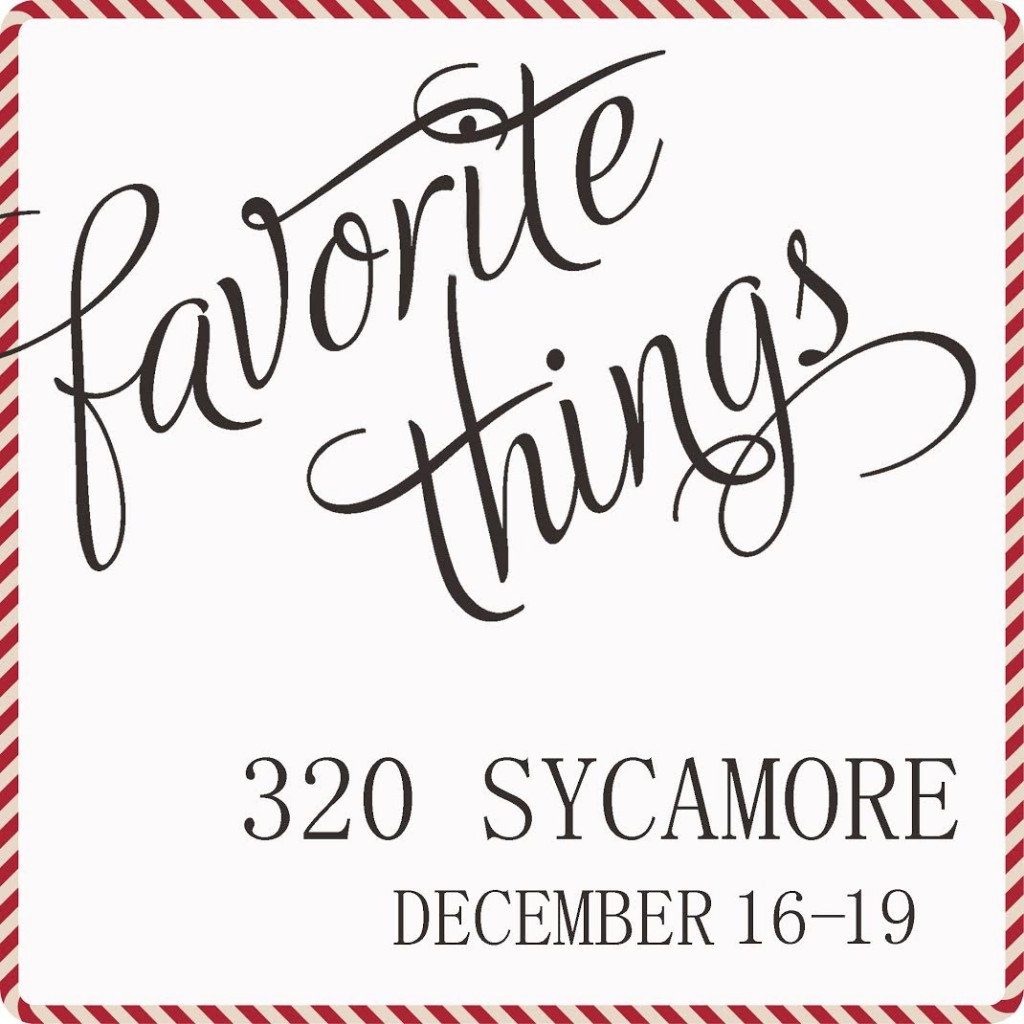 favorite things blog hop and party