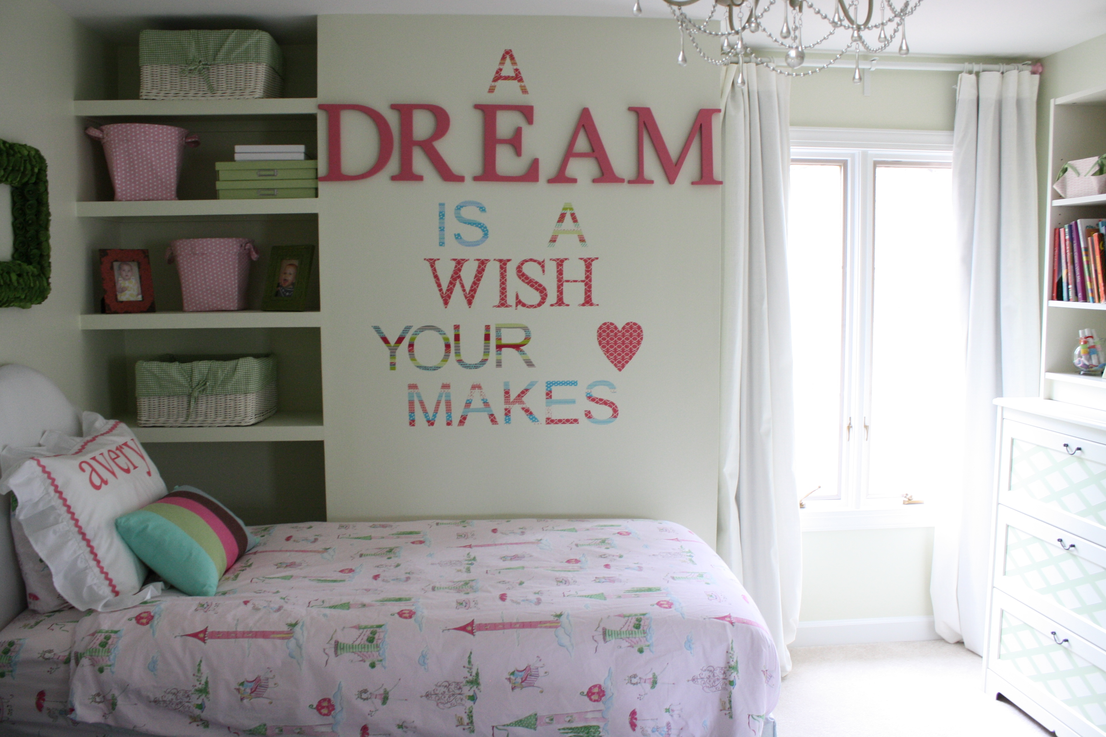 Big Girl Room at Designer Trapped