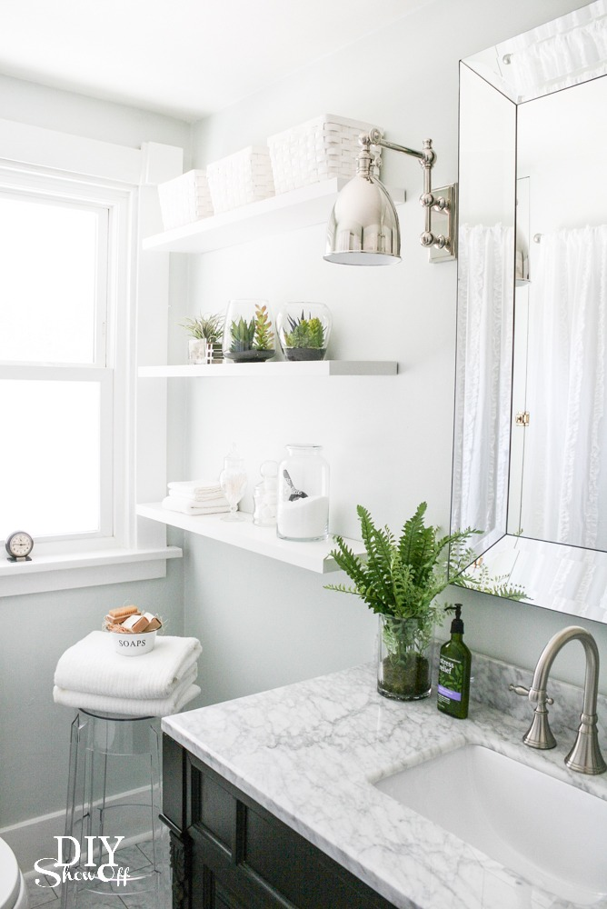Marvelous  DIYShowOff Bathroom Makeover