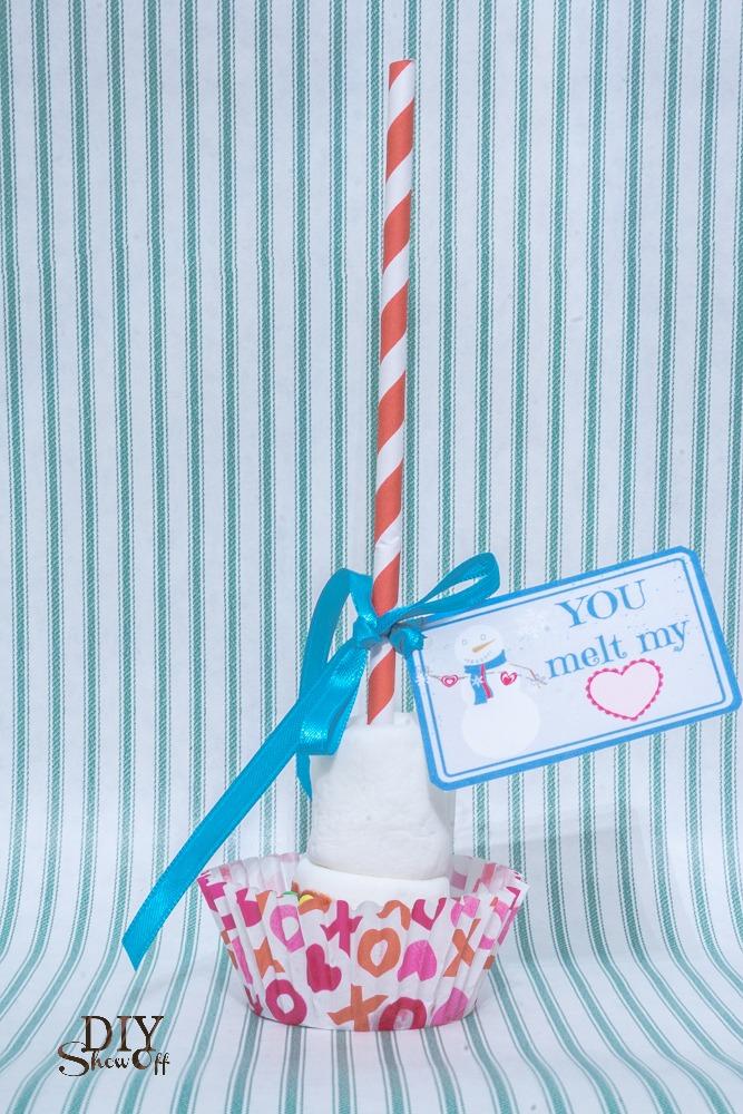 free valentine printable gift tag