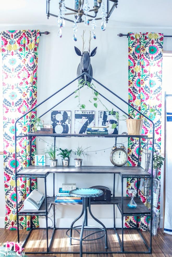 greenhouse frame desk