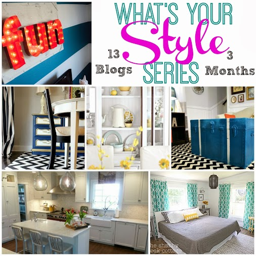 what's your style series