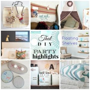 DIY highlights