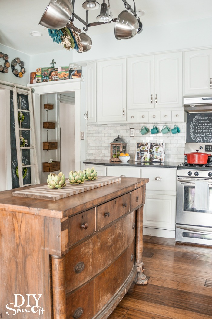 Kitchens archives diy show off diy decorating and home - Farmhouse Kitchen Archives Diy Show Off Diy