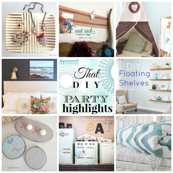 That DIY Party highlights - January 2014