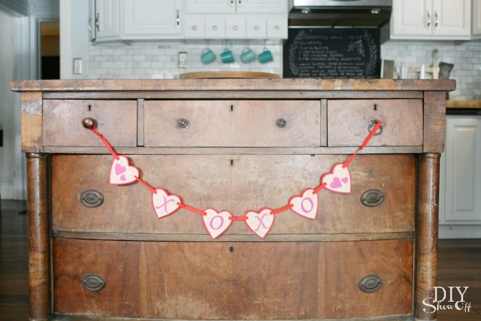 Valentine kitchen