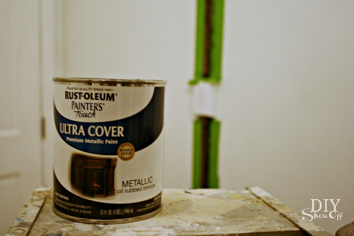 oil rubbed bronze paint