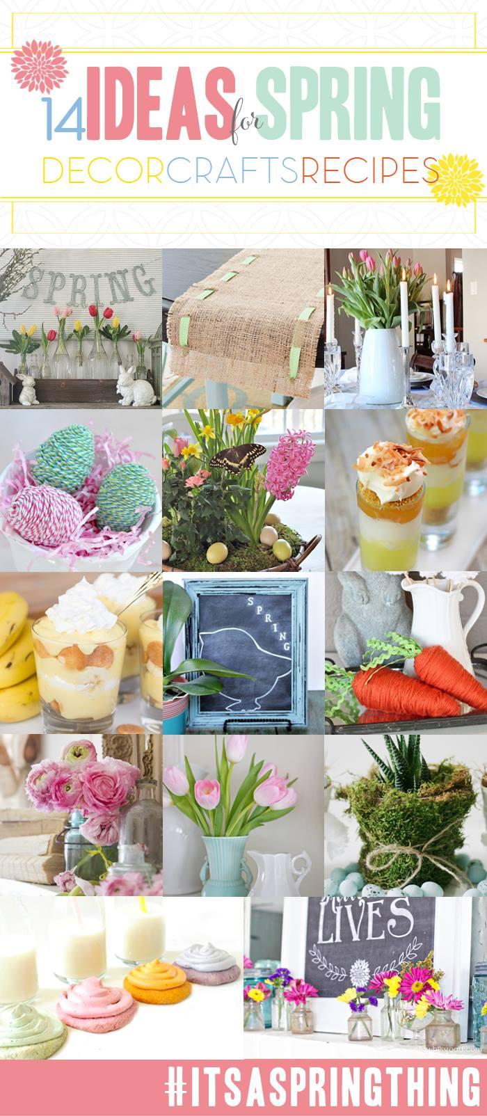14 spring ideas