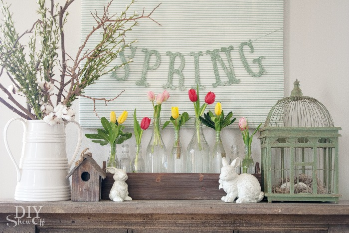 Spring Decorating Archives Diy Show Off Diy Decorating And