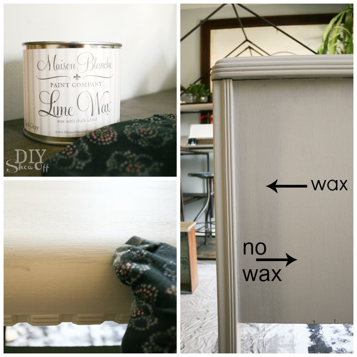 Maison Blanche Lime Wax