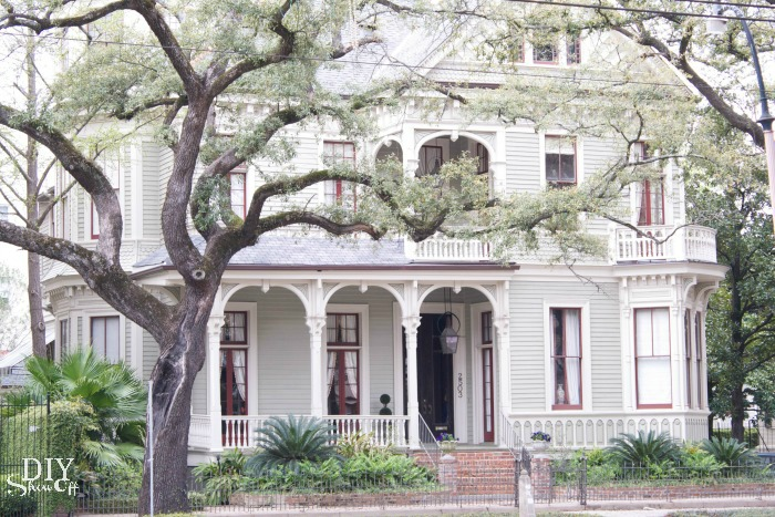 New Orleans historic home