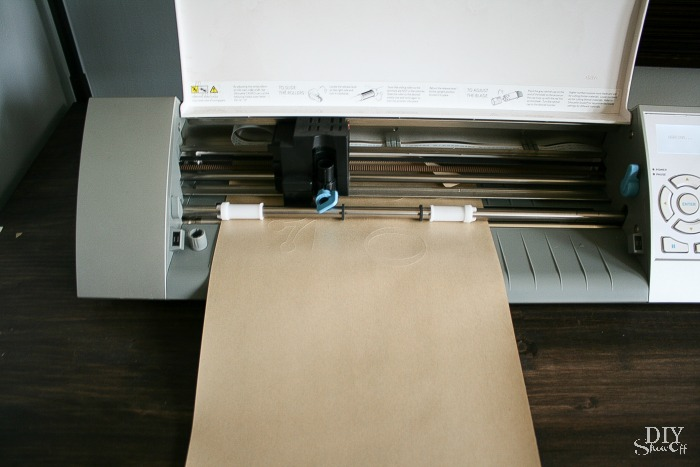 Silhouette fabric ink tutorial