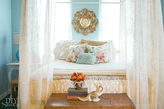 Eclectic Guest Bedroom Ideas Diy Show Off Diy
