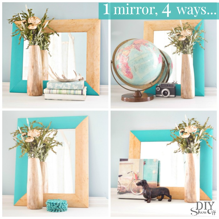 1 mirror 4 ways at diyshowoff.com