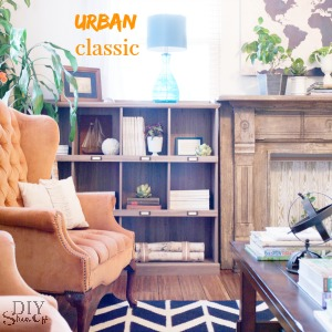 DIYShowOff eclectic urban classic family room