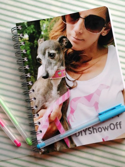 Personalized Planner Giveaway at diyshowoff.com