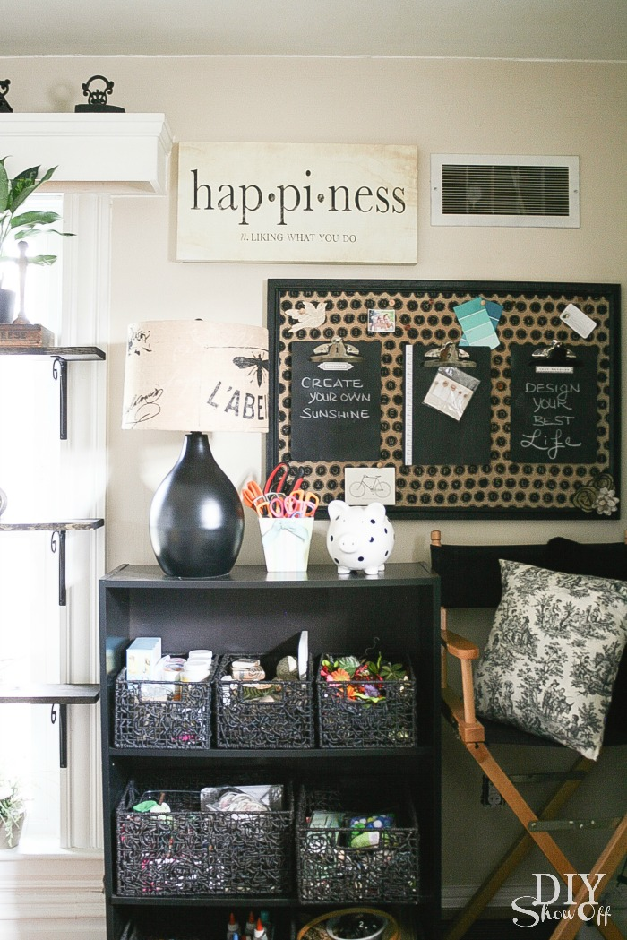 Diyshowoff Craft Room Tour Home Office
