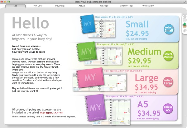Personal Planner giveaway at diyshowoff.com