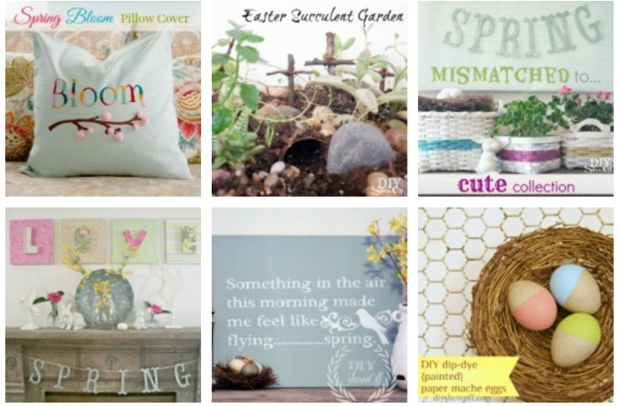 spring DIY projects