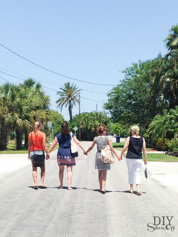 Anna Maria Island blogger retreat