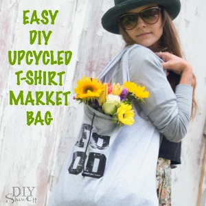 easy DIY tshirt tote bag tutorial at diyshowoff.com