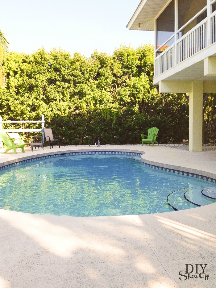 Sirenia Cove pool