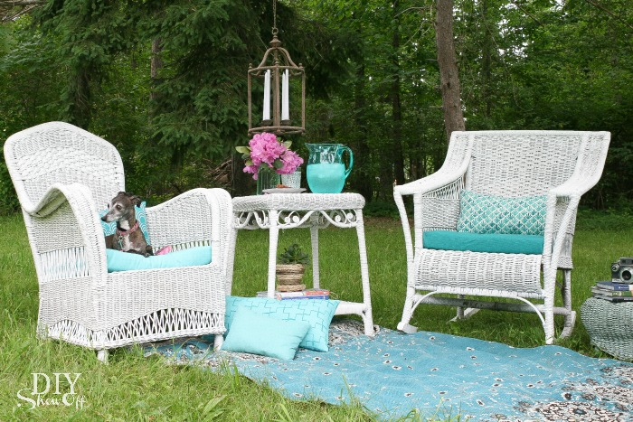 Refresh Outdoor Furniture Diy Show Off Diy Decorating And Home Improvement Blogdiy Show