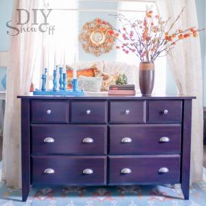 Sauder Dresser at diyshowoff.com