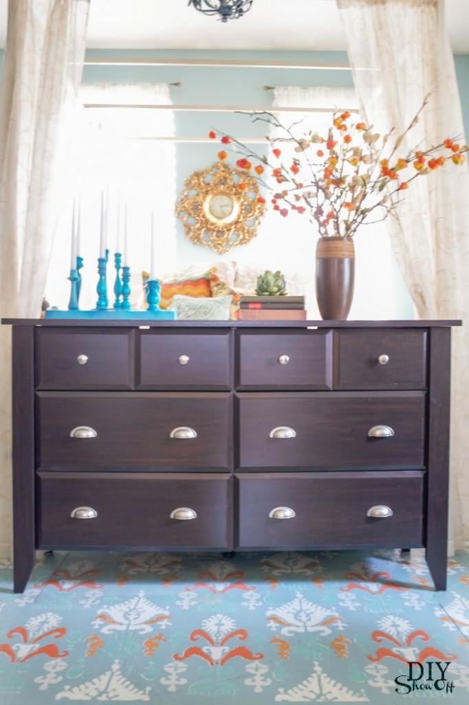 Sauder Shoal Collection dresser
