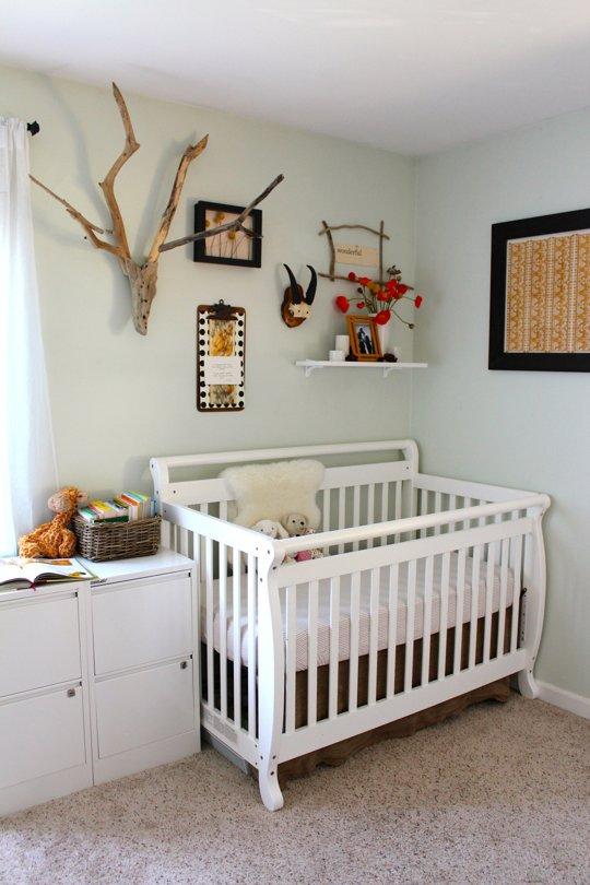 small nursery space