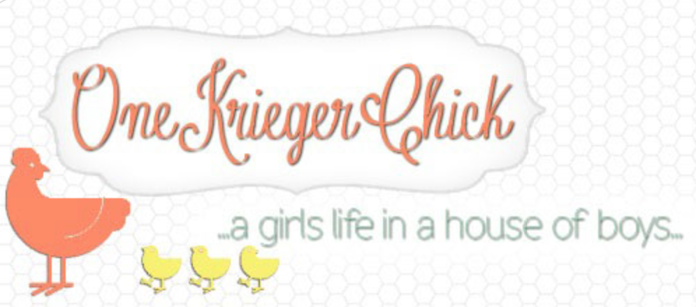 One Krieger Chick