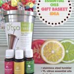 Young Living Citrus Essential Oils gift idea @diyshowoff