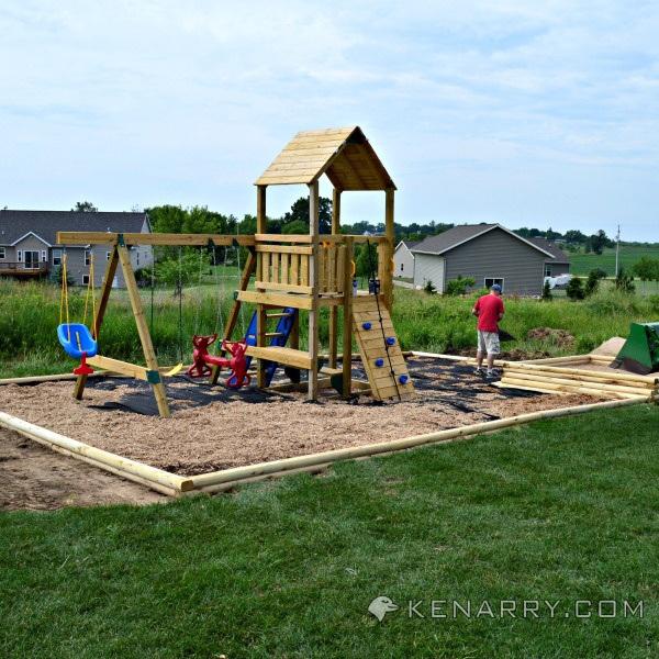 backyard-playground - Kenarry